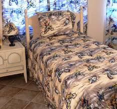 dirtwerkz motocross comforter tan here to enlarge