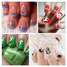 Christmas Nail Art Ideas and Nail Ideas for Christmas