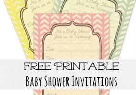 Printable Baby Shower Invitations Baby Blocks Printable Shower