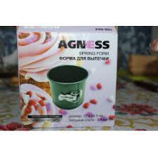 Отзывы о <b>Форма для выпечки Agness</b> Spring Form