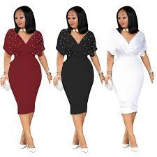<b>Hot Sale Rushed</b> Polyester Solid Half Regular Summer Dress <b>2019</b> ...