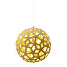 Image Lamp Shade David Trubridge David Trubridge Coral Kitset Pendant 15 12 Dhgate 50 Most Popular Yellow Pendant Lights For 2019 Houzz