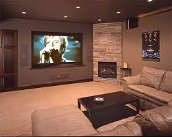 this would look great for my husbandu0027s man cavelove the fireplace basement ideas man cave y44 basement