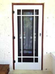 home depot outside doors storm exterior full view door prehung with glass