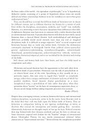 history international relations  from discrete studies 18 the historical problem in international relations