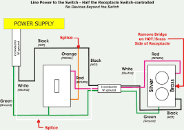 receptacle wiring diagram examples amazing leviton gfci outlet leviton 20 amp gfci wiring diagram at Leviton Gfci Wiring Diagram