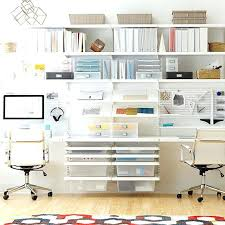 modular home office systems. white elfa daccor home office wall storage systems file modular