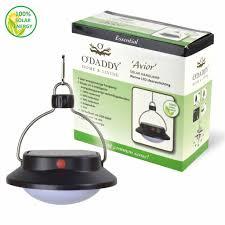 Odaddy Avior Solar Campinglamp Odaddy