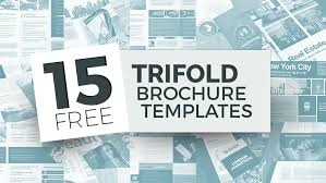Foldable Brochure Template Free 15 Free Tri Fold Brochure Templates In Psd Vector Brandpacks