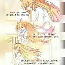Anime Love Quotes New Anime Love Quotes Only