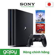 COMBO Máy chơi game PS4 PRO 1TB SONY CUH-7218B OM2 - Bảo hành 12 tháng  chính hãng chính hãng 11,490,000đ