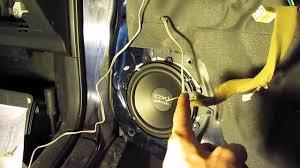 pontiac vibe speaker and radio upgrade tips and ideas