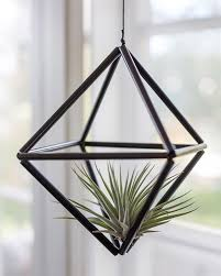 how to make a himmeli mobile for air plants