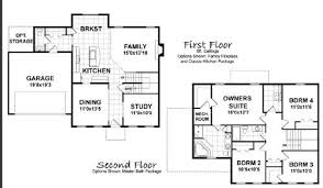 homes with floor plans