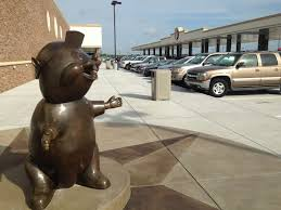 this morning buc ee s finally opened up their 60 000 square foot texas city