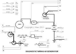 vw diagnostic plug i have shown the actual wiring on two separate diagrams one for generator equipped cars