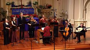 Alessandro Grandi: Venetian Christmas Vespers, complete. Voices of Music -  YouTube