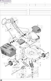 electrolux lawn mower. electrolux p 6046 sdv lawn mower user manual