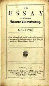 An Essay Concerning Human Understanding By Locke John