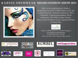 karess swimwear sunset 2016 collection fashion show