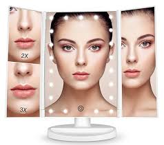 makeup mirror with magnification