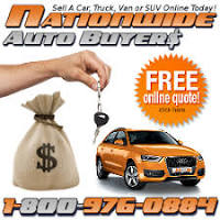 Sell My Car For Cash To Nationwide Auto Buyers - 1-800-976-0884 ...