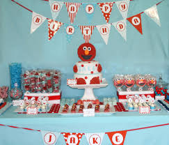 Real Party Elmo Birthday Party Frog Prince Paperie