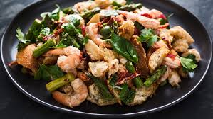Sheet Pan Shrimp & Vegetables Recipe ...