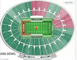 2014 Rose Bowl Graphic Shows A Lot More Michigan State Fans