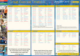 what better way to get into shape than joining one of our cles