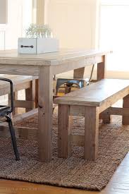 dining table benches popular diy farmhouse bench love grows wild in 11
