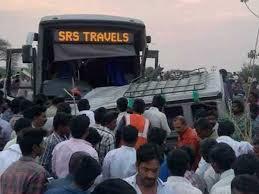 15 killed after bangalore bound srs