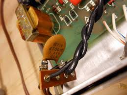 bose 901 series ii equalizer 96399 repaired retrovoltage replacement is quite straightforward de er the old components to de populate the board replace the components re er