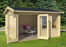 outdoor shed office. Anguillita 3.9m X 3.0m 40mm Log Outdoor Shed Office S