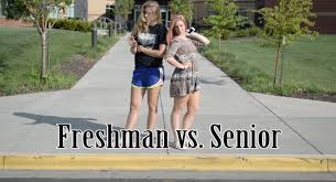 english satire project freshmen vs seniors english satire project freshmen vs seniors