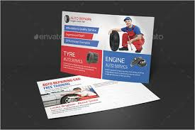 28 Auto Repair Business Card Templates Free Psd Design Ideas