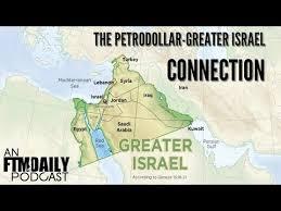 Petrodollars Saudi Arabia And Greater Israel Crisis