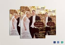 24+ Wedding Flyer Templates - Psd, Vector Eps, Jpg Download ...