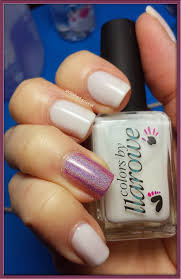 Colors by Llarowe- Coconut (Swatches and Review) with Nail Polish ...