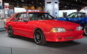 1993 Ford Mustang SVT Cobra Photo Gallery - Motor Trend