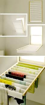 Image Retractable Blindslaundry Godownsize Furniture For Small Spaces 17 Genius Affordable Ideas mustsee