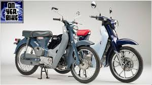 Honda super cub 2012 motorbike. This Is How The Honda Super Cub Took Over The World