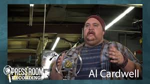 Press Room Recordings - Al Cardwell - YouTube