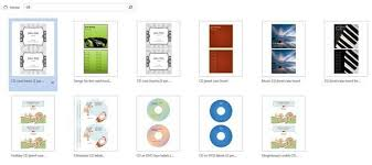 Free Download Label Templates Microsoft Word Fascinating Create Your Own CD And DVD Labels Using Free MS Word Templates