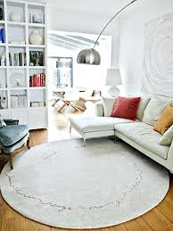 round area rug with sectional awesome stunning round living room rugs photos in large area decor