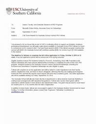 Cover Letter Template Usc English Cover Letter Template Cover