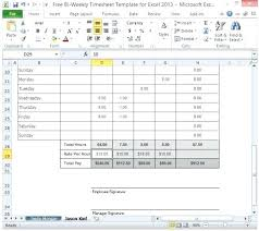 Excel Time Sheets Templates Excel Template Employee Templates Time Sheet Layout Free