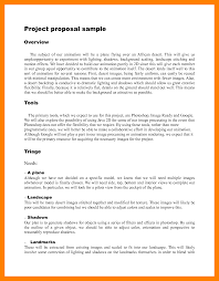 Proposal Example 24 proposal example gin education 1