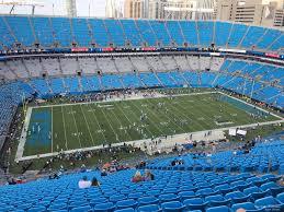 Bank Of America Stadium Section 545 Rateyourseats Com