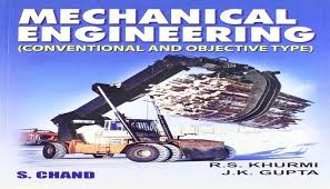 Mechanical Engineering Textbooks Mechanical Engineering Conventional And Objective Type By R S
